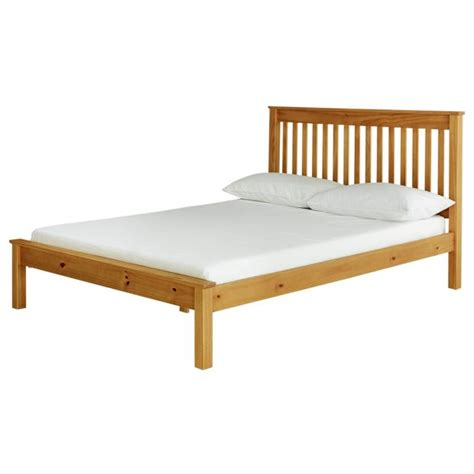 Stores To Buy Bed Frames Buy Collection Aspley Kingsize Bed Frame Oak Stain At