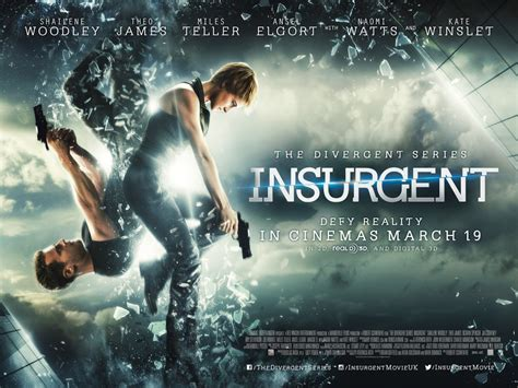 review film insurgent adalah insurgent review shailene woodley is sidelined in her