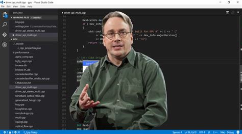 Smart Home Tech why linux creator linus torvalds thinks that c