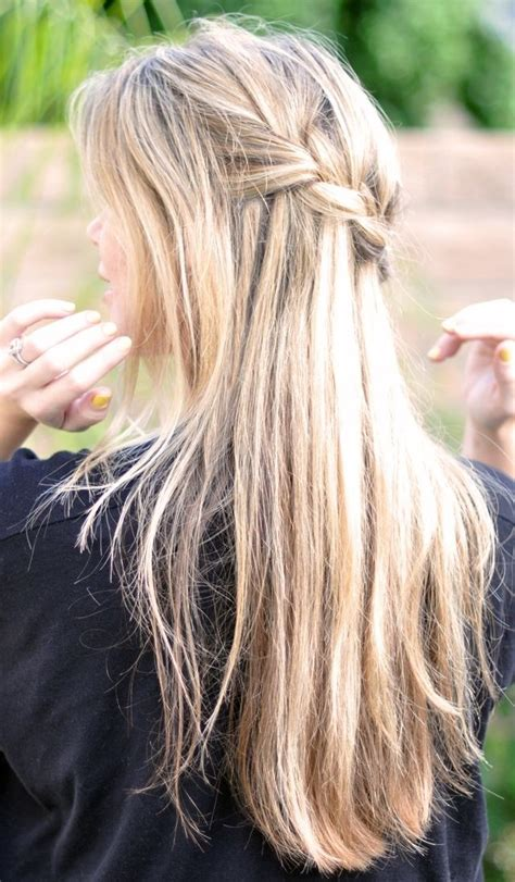 easy hairstyles braids long hair popular haircuts 2014 hairstyles for women