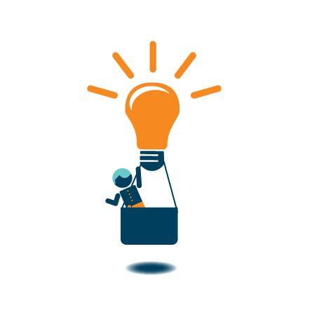 design thinking icon point b design training