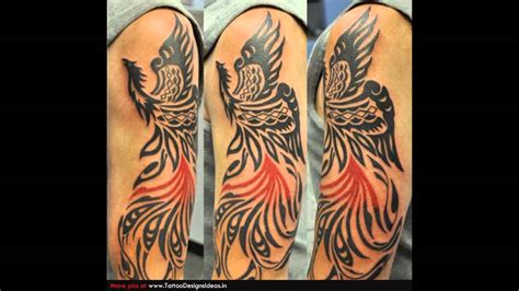 tribal phoenix tattoo meaning youtube
