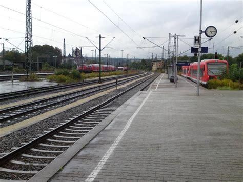 Bewerbung Bahn De Fotogalerie Bahnhof Werk Plochingen S Bahn Forum De