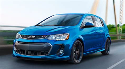 2019 Chevy Sonic by 2019 Chevrolet Sonic Overview Cargurus
