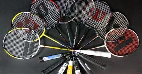 Raket Untuk Badminton rd amuba s badminton top 10 raket badminton terbaik
