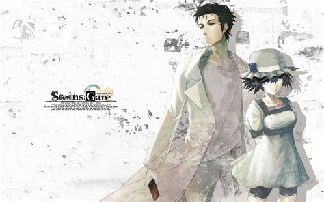 steins gate high resolution wallpaper steins gate wallpapers