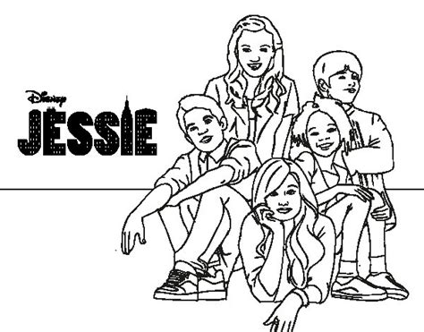 coloring pages disney channel free coloring pages of disney channel characters