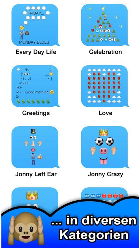 Eigene Sticker Erstellen Whatsapp by Sms Smileys Free Emoji Emoticon Kunst F 252 R Free Mac