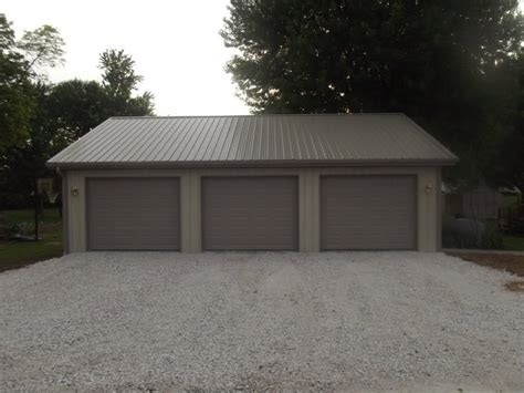 garage pole building designs for