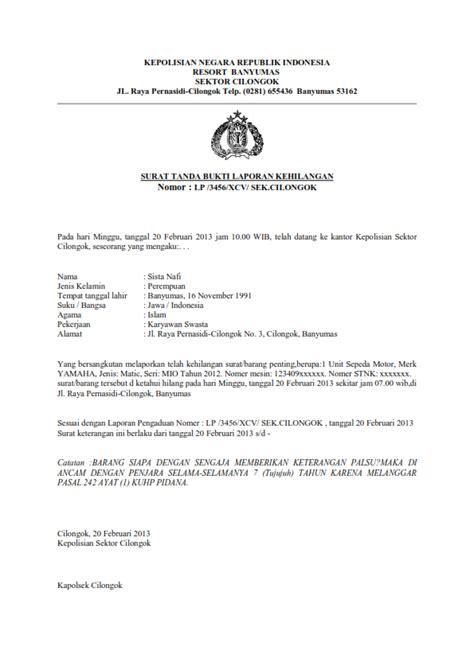 contoh surat kuasa yang resmi wisata dan info sumbar