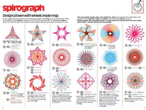 spirograph pattern maker best 25 spirograph art ideas on pinterest spirograph