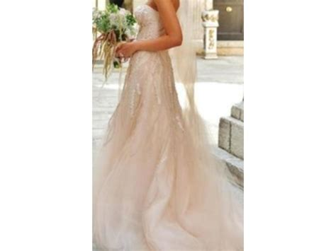 lhuillier wedding dress lhuillier wedding dress 4 000 size 00