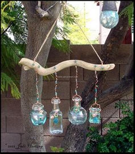 Outdoor Patio Decor Ideas Driftwood Yard Art Upcycle Art