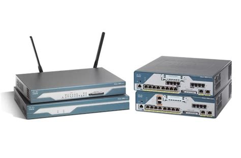 Router Cisco 1800 cisco 1800 series integrated services routers products