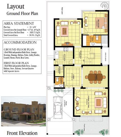 layout villa defence villas layout plan