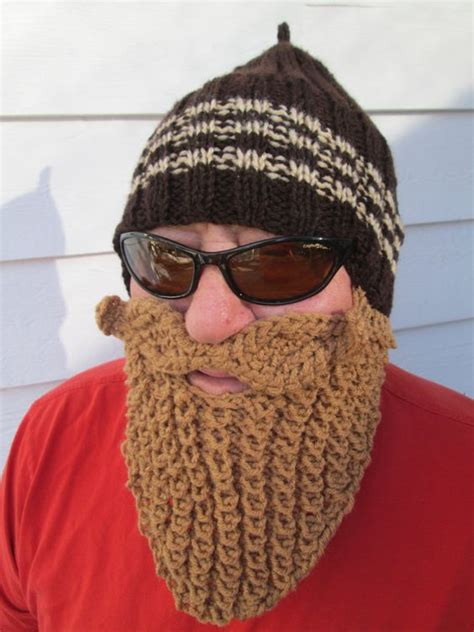 knitted beard the world s catalog of ideas