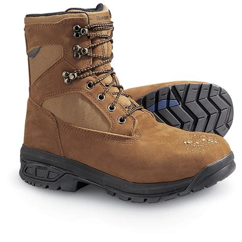 dunham boots s dunham 174 work boots brown 125399 work boots at