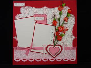 Valentines Scrapbooking Idea by More S Ideas Scrapbook Barn