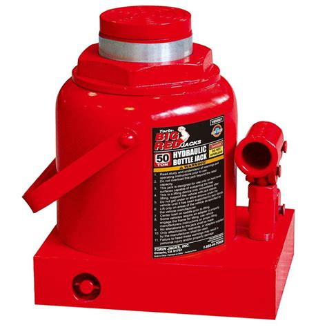 Menards Kitchen Faucets by Big Red 50 Ton Bottle Jack T95007 The Home Depot