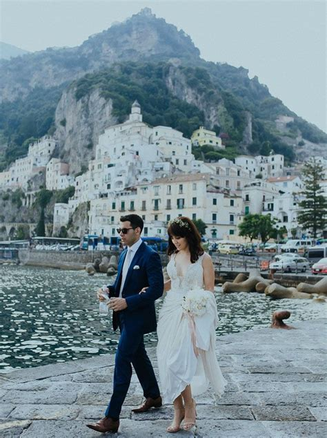 Best 25  Amalfi coast wedding ideas on Pinterest   Amalfi