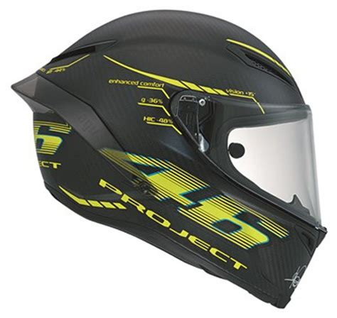 Helm Agv Pista Carbon Project 46 Original Import From Italy agv pista gp valentino project 46 2 0 helmet
