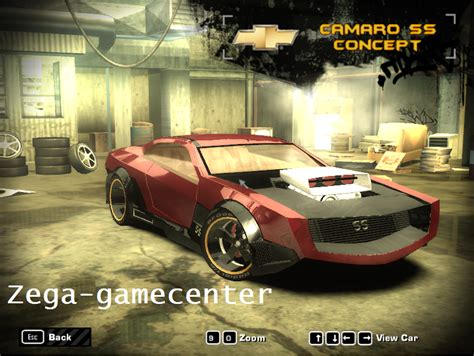 mod game nfs most wanted pc all in here mod nfs most wanted camaro concept ss
