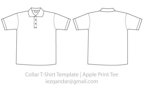 collar t shirt template psd vector collar template free vector clipart me