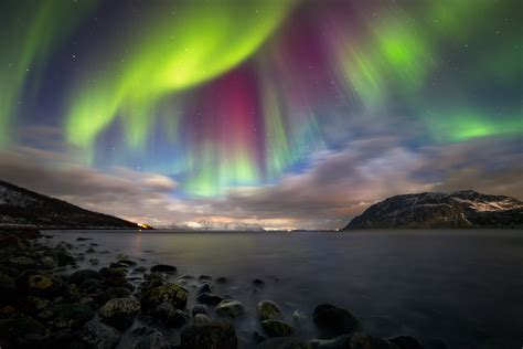 can you see the northern lights in maine tromso northern lights travel