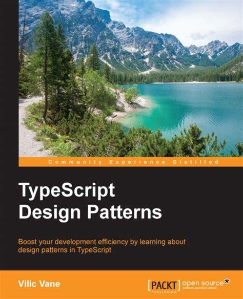 visitor pattern typescript typescript design patterns packt books