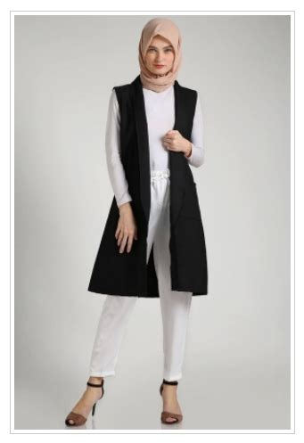 Celana Kulot Wanita Dixa 2 Muslim Remaja Modern Trendi Unik Lucu inspirasi baju muslim modern wanita model two pieces