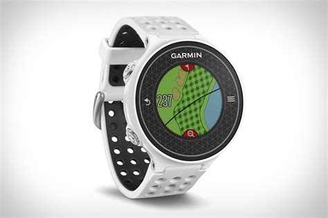 golf swing watch garmin approach s6 gps golf watch uncrate