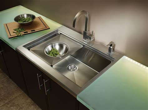 Best Undermount Kitchen Sinks Stainless Steel Kitchen Sinks Top Mount You Will Get Best Advantage From Stainless Steel