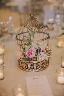 25 truly amazing birdcage wedding centerpieces with