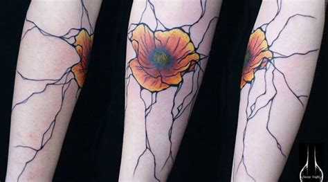 vein tattoo designs these vein like designs are strangely beautiful