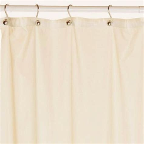 mildew proof shower curtain mildew resistant shower curtain liner curtainshop com