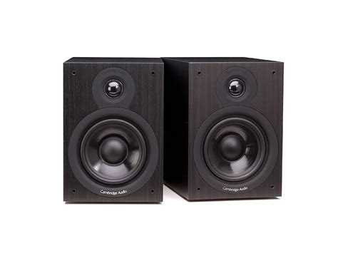 cambridge audio sx50 bookshelf speakers miranda hi fi