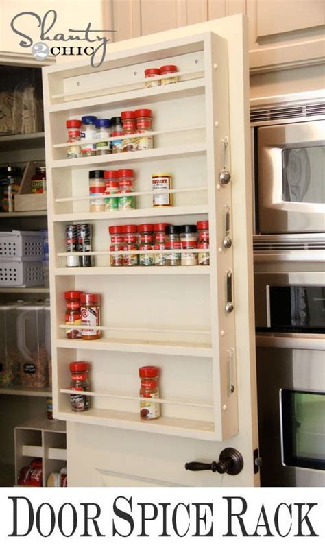 kitchen spice rack ideas 157 best diy kitchen organization images on pinterest