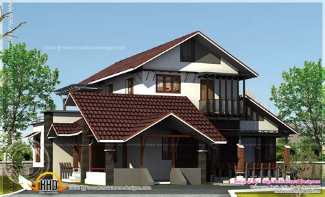 house renovation designs 1500 sq ft 4 bed room home renovation kerala home