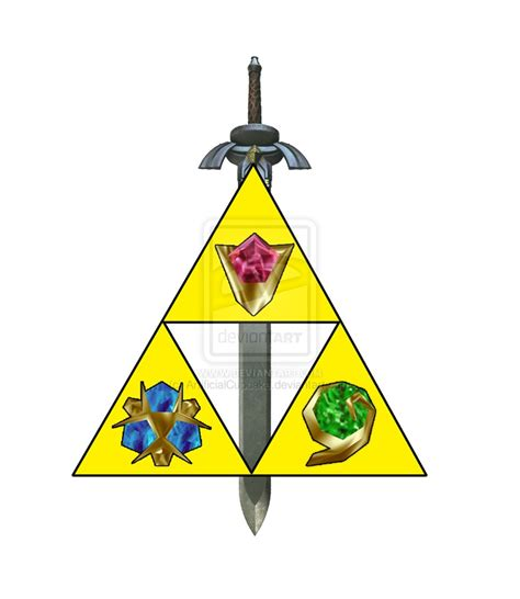zelda tattoo design 2 by artificialcupcake on deviantart