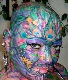 tattoo full body makeup 1000 images about weird stuff on pinterest what s the