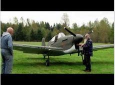 Flight testing Loehle P-40 Warhawk WWII 3/4 scale replica ... P 40 Warhawk