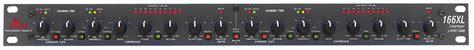 Compressor Dbx 166 Xl Garansi 1 Tahun equipment studio 5 the analogue recording studio