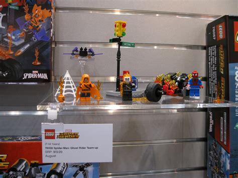Lego Marvel Heroes 76058 Spidermanghost Rider Team Up Set lego forums toys n bricks