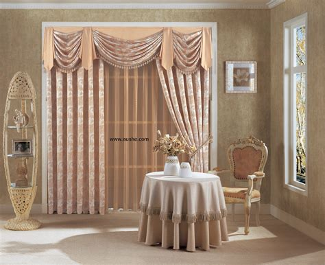 modern unique window curtain designs
