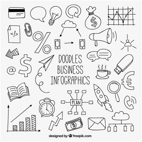 alfred doodle vector free bonita infograf 237 a con dibujos descargar vectores gratis