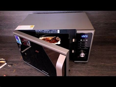 Microwave Hakasima electric oven with grill doovi