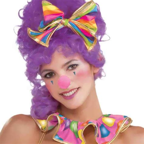 pink nose all ages clown pink nose 2 99 the costume land