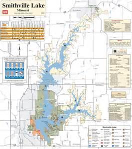 smithville map smithville lake maplets