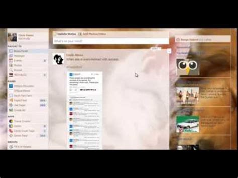facebook themes download google chrome download customize facebook themes on google chrome video
