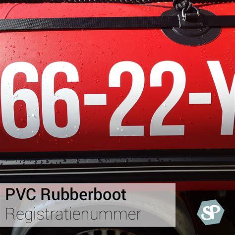 zodiac rubberboot set rubberboot pvc registratie nummer set van 2 bestellen